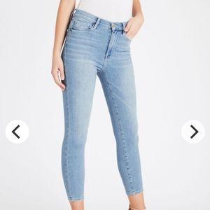 Frame Denim Jeans Ali High Rise Cigarette